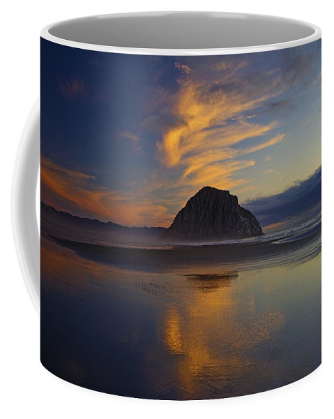 Tide's Out Coffee Mug featuring the photograph Tide's Out by Ingrid Smith-Johnsen