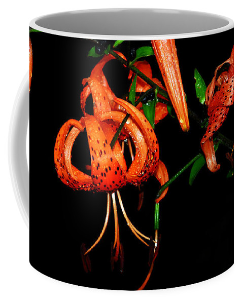 Flowers Coffee Mug featuring the photograph Tiger Lily by Crystal Wightman