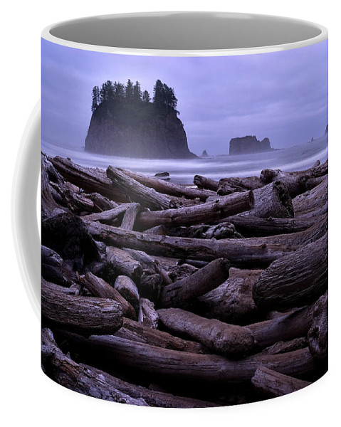 2011 Coffee Mug featuring the photograph Timber by Robert Charity