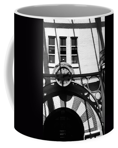 Time Coffee Mug featuring the photograph Time Stands Still by Kim Ruley
