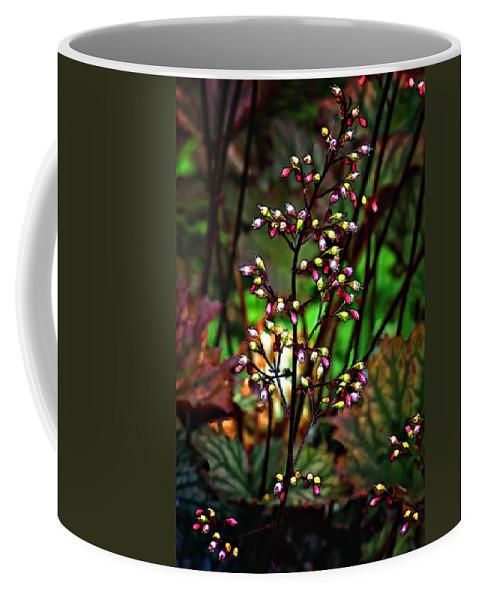 Flower Coffee Mug featuring the photograph Tiny Dancer by Steve Harrington