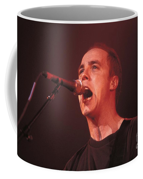 Toad The Wet Sprocket Coffee Mug featuring the photograph Toad The Wet Sprocket - Glen Phillips by Concert Photos