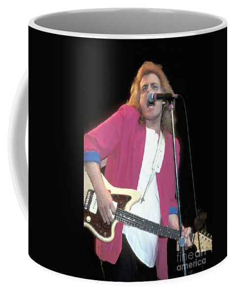 Singer Coffee Mug featuring the photograph Tommy James by Concert Photos