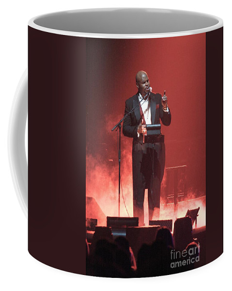 Performance Coffee Mug featuring the photograph Trans Siberian Orchestra by Concert Photos