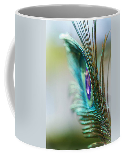 Lisa Knechtel Coffee Mug featuring the photograph Turquoise In The Light by Lisa Knechtel
