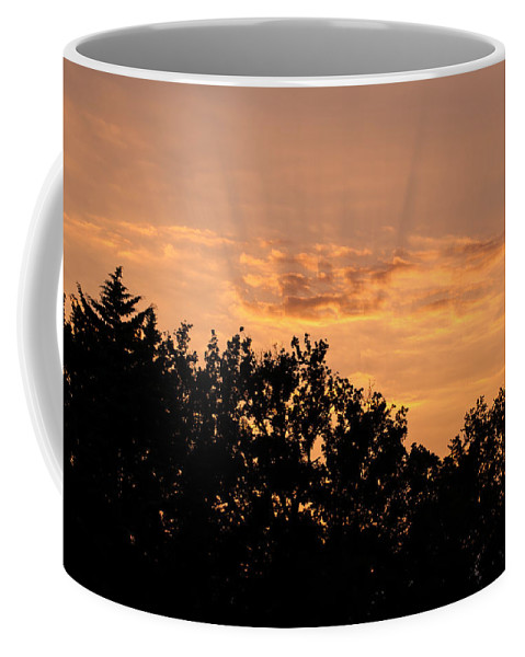 Landscape Coffee Mug featuring the photograph Italian Landscape - Twilight Of The Gods 2 by Andrea Mazzocchetti