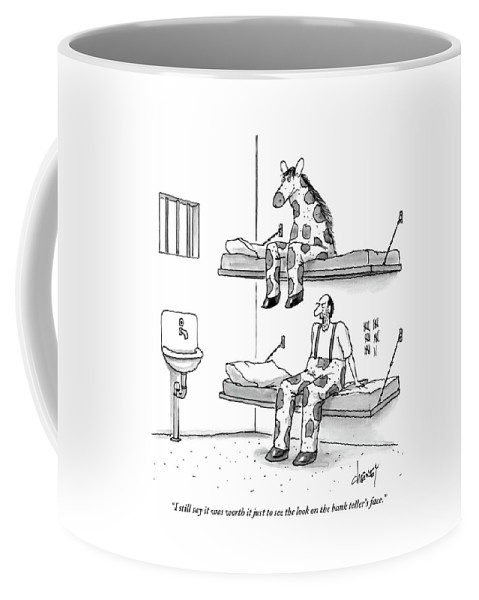 Two Prisoners Coffee Mug