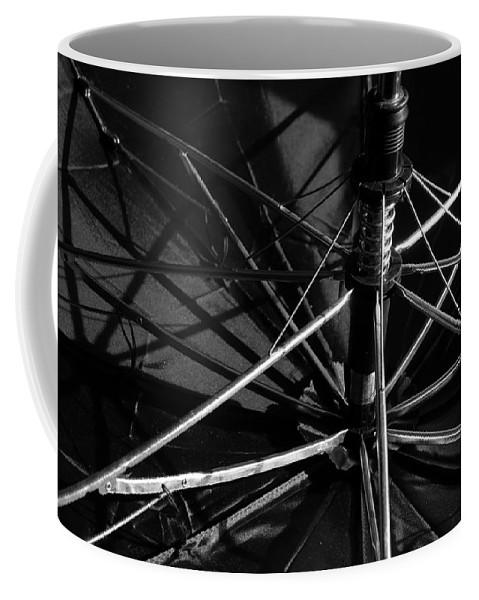 Umbrella Coffee Mug featuring the photograph Umbrella by Alea Photography