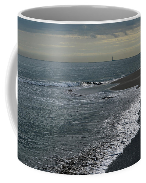 Waterscape Coffee Mug featuring the photograph Uncertain State Of The Mind by Sebastiano Secondi