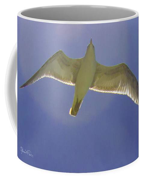 susan Molnar Coffee Mug featuring the photograph Under His Wings IIi by Susan Molnar