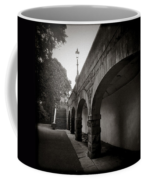 Union Terrace Gardens Coffee Mug featuring the photograph Union Terrace Gardens by Dave Bowman