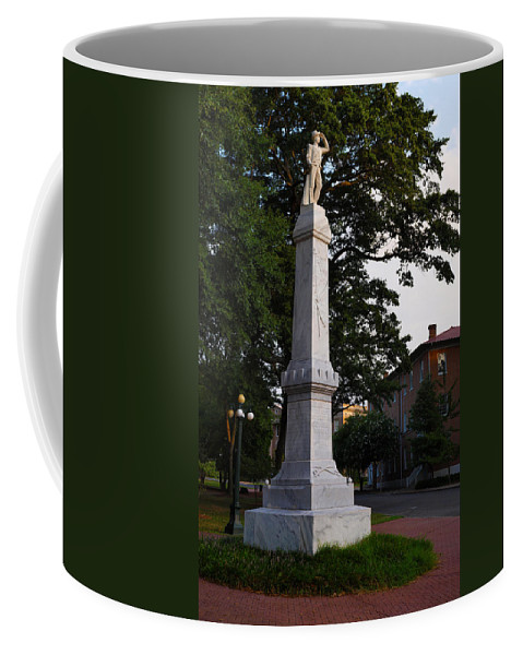 Mississippi Coffee Mug featuring the photograph University Greys by Joshua House