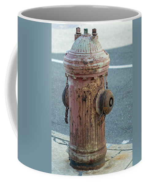 Unsung Hero Coffee Mug featuring the photograph Unsung Hero by Lisa Phillips