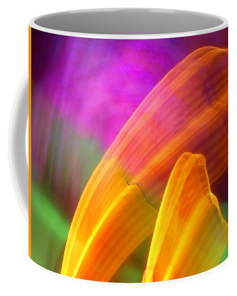 Dramatic Coffee Mug featuring the photograph Untamed by James Welch