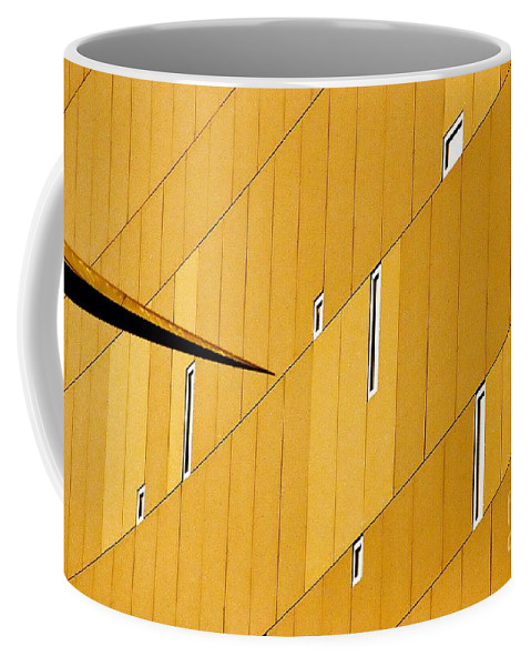 Reflection Coffee Mug featuring the photograph Untitled 4 by Dennis Knasel
