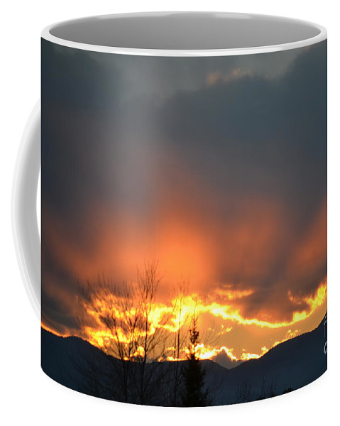 Vermont Coffee Mug featuring the photograph Untitled by Susan Russo