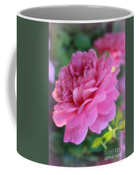 Pink Coffee Mug featuring the photograph Uplifting by Carol Groenen
