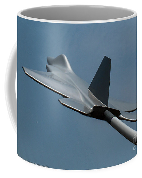 Usaf Museum Coffee Mug featuring the photograph Usaf Museum Memorial Park by Tommy Anderson