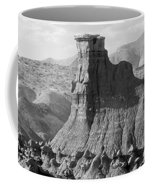 Landscape Coffee Mug featuring the photograph Utah Outback 18 by Mike McGlothlen