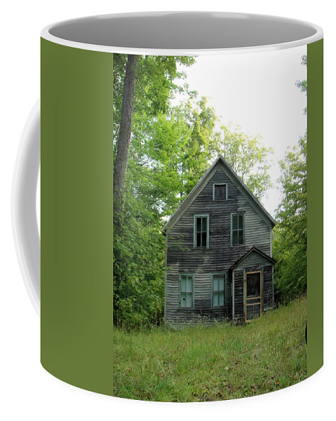 House Coffee Mug featuring the photograph Vacancy by Bonfire Photography