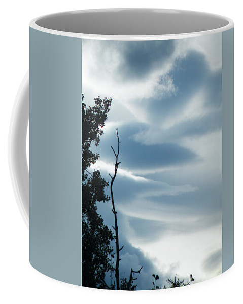 Vanguard Coffee Mug featuring the photograph Vanguard by Brian Boyle