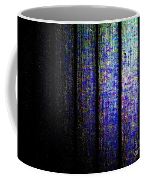Vanish Coffee Mug featuring the photograph Vanishing Act by Tim Townsend