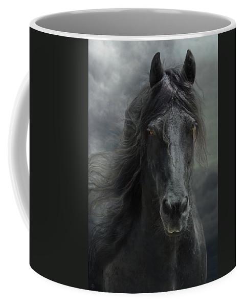 Fantasy Coffee Mug featuring the photograph Veni vidi vici by Fran J Scott