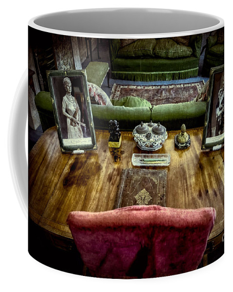 British Coffee Mug featuring the photograph Victorian Times by Adrian Evans