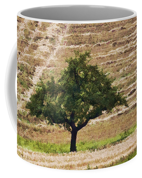 Landscape Coffee Mug featuring the photograph View From The Window by Marcia Colelli