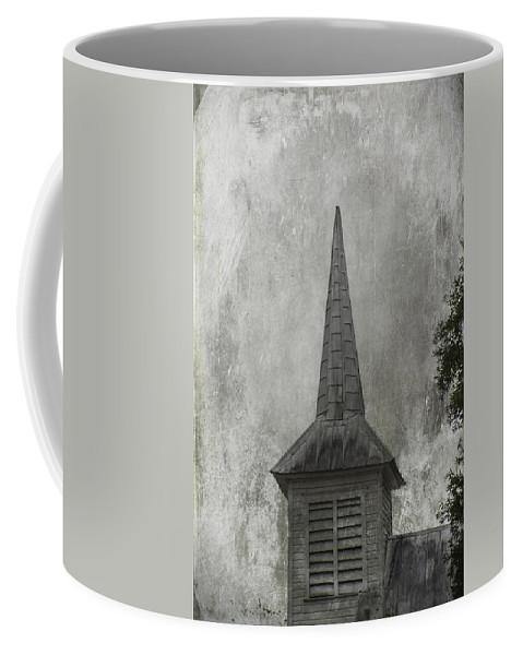 Church Coffee Mug featuring the photograph Vintage Church by Judy Hall-Folde