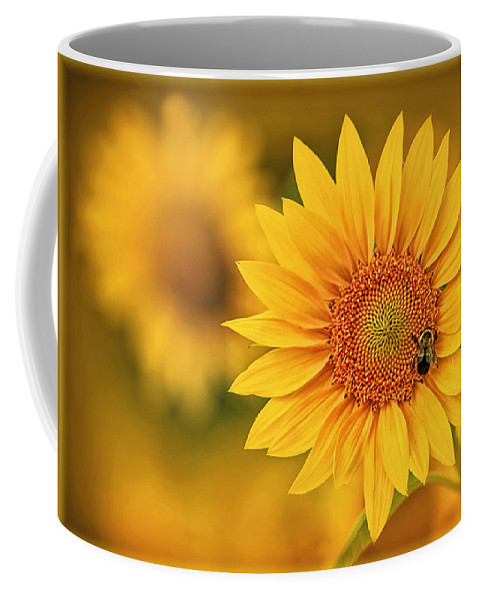 Visions Of Summer Coffee Mug featuring the photograph Visions Of Summer by Carolyn Derstine