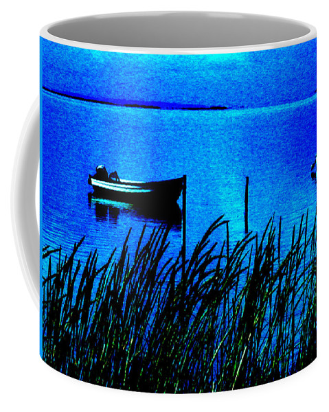 Colette Coffee Mug featuring the photograph Waking Up Early Morning by Colette V Hera Guggenheim