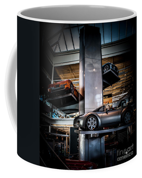 Chrysler Coffee Mug featuring the photograph Walter P Chrysler Museum by Ronald Grogan