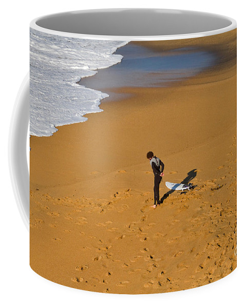Travel Coffee Mug featuring the photograph Warming Up by Louise Heusinkveld