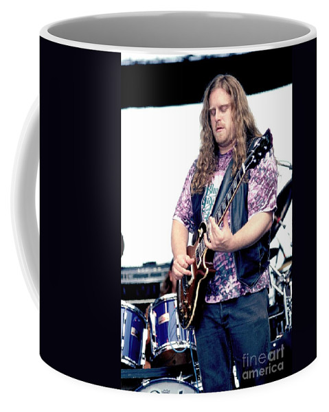 Songwriter Coffee Mug featuring the photograph Warren Haines by Concert Photos