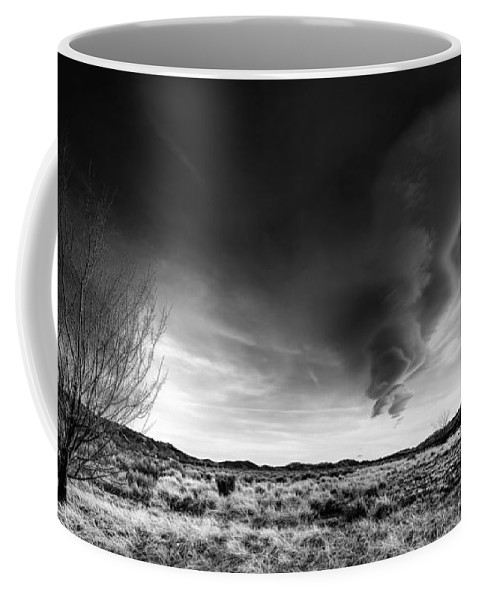 Clouds Coffee Mug featuring the photograph Washoe Clouds by Dianne Phelps