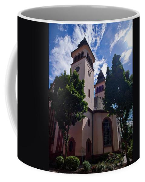 Alankomaat Coffee Mug featuring the photograph Wasserbillig Luxemburg by Jouko Lehto