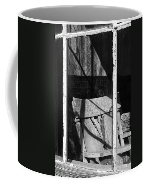 Bronstein Coffee Mug featuring the photograph Watching Time Go By by Sandra Bronstein