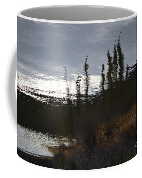 Water Coffee Mug featuring the photograph Water Paint by Brian Boyle