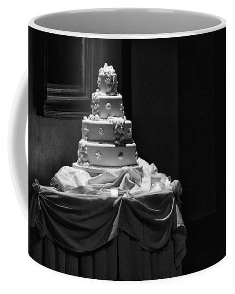 Wedding Coffee Mug featuring the photograph Wedding Cake by Rick Berk
