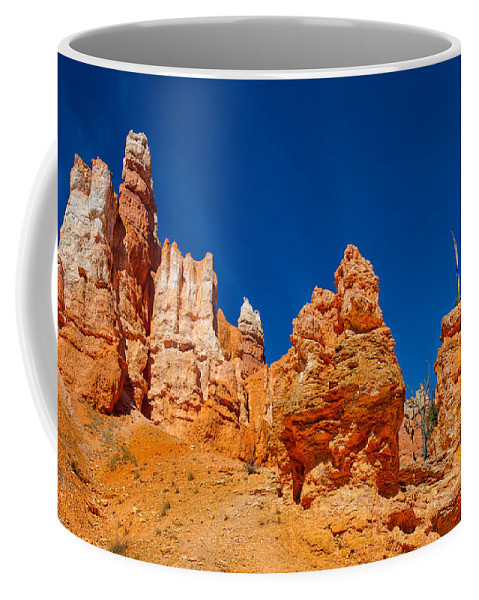 Landscape Coffee Mug featuring the photograph Weird And Wonderful by John M Bailey