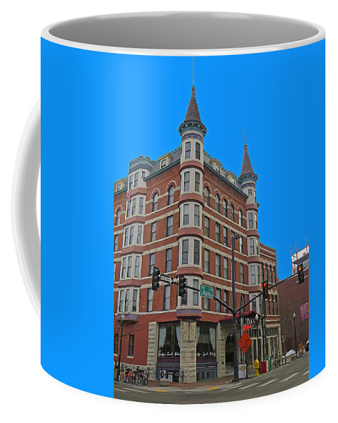 In Focus Coffee Mug featuring the photograph Weiser by Dart and Suze Humeston
