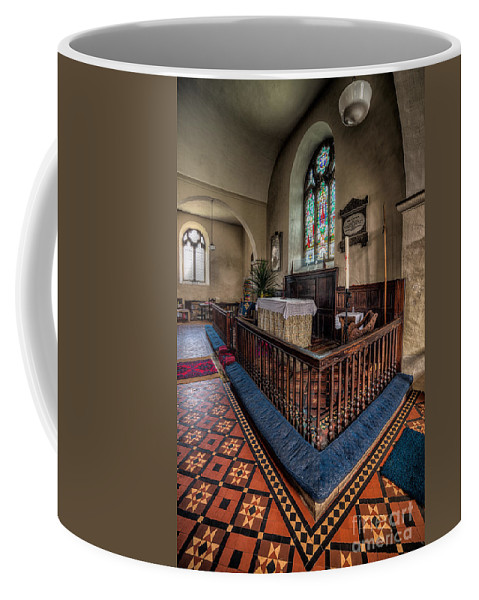 British Coffee Mug featuring the photograph Welsh Chapel by Adrian Evans