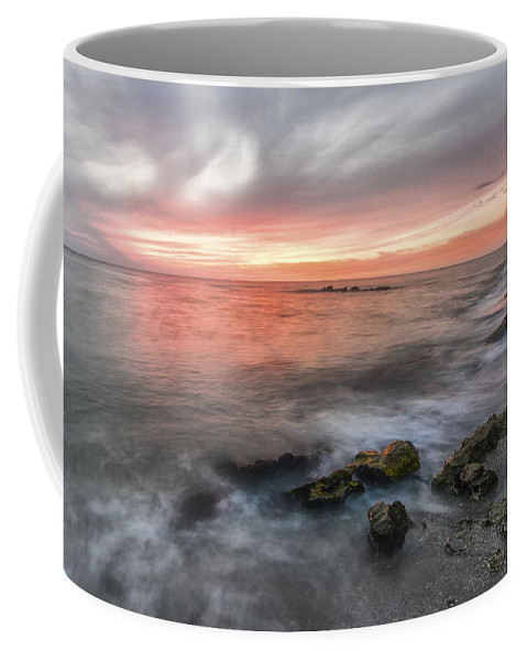 Art Coffee Mug featuring the photograph What Ends The Day by Jon Glaser