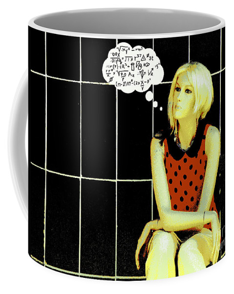Mannequin Coffee Mug featuring the photograph When No One Is Watching by Joe Jake Pratt