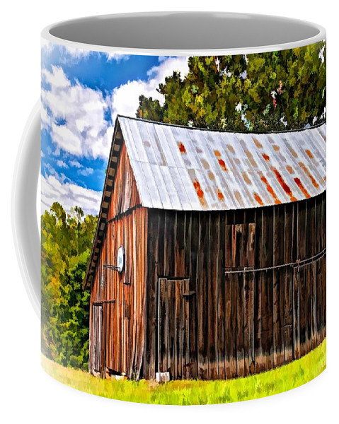 March Madness Coffee Mug featuring the photograph Where March Madness Begins 2 by Steve Harrington
