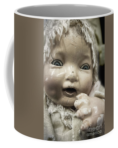 Antique Coffee Mug featuring the photograph Whispering by Margie Hurwich