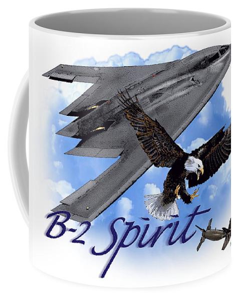 Canvas Prints Coffee Mug featuring the digital art Whispering Spirit by Joseph Juvenal