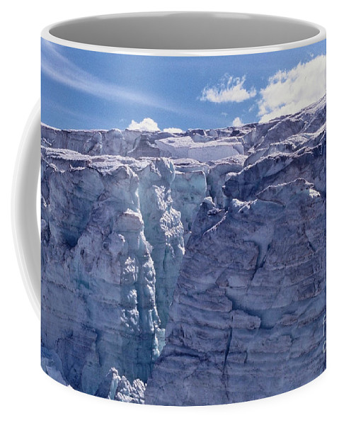 Glaciers Coffee Mug featuring the photograph Whistler Glaciers Sc125-05 by Randy Harris