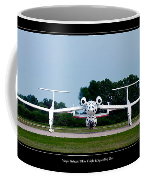 3scape Coffee Mug featuring the photograph White Knight by Adam Romanowicz